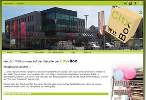 CITY-BOX Fachmarkt- und Gesundheitszentrum